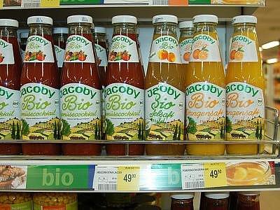 Biopotraviny se dostávají na jídelníček i v mateřských školách.