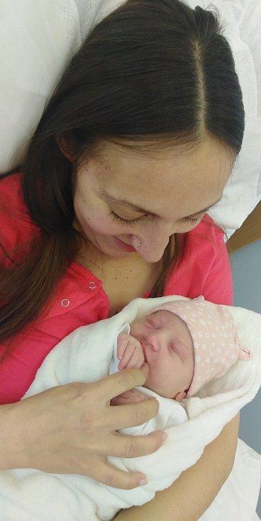 Natálie Chlupová se narodila 16. února 2021 ve 2. 13 hodin v čáslavské porodnici. Pyšnila se porodní váhou 3220 gramů a délkou 50 centimetrů. Doma v Litošicích ji přivítali maminka Zuzana, tatínek Zdeněk a desetiletý bráška Tomášek.