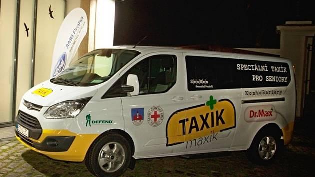 Taxík Maxík.
