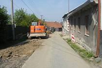Obec Načeradec má kanalizaci a čističku odpadních vod