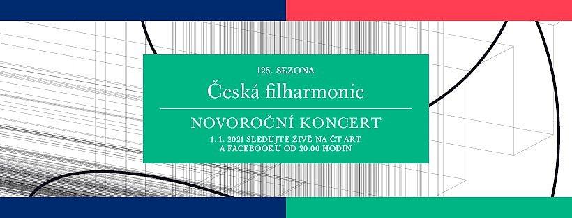 Novoroční koncert si pro své příznivce na první lednový den přichystala Česká filharmonie.