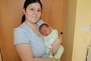 Do Sázavy si svého prvorozeného synka odvezou šťastní rodiče Lucie Turková a Martin Paul. Malý Martin Paul se v benešovské nemocnici narodil 7. března v 1.05 a měl 3900 gramů a 51 centimetrů.