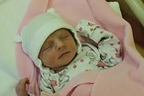 Valerie Škvorová se manželům Nikole a Václavovi z Bořeňovic narodila 14. ledna 2020 v 11.37 hodin, vážila 2700 gramů.