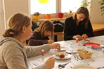 Dospělí i děti si užili různorodý program ve vlašimském Spolkovém domě.