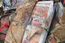 Starý papír se už nejspíš nevyplatí vykupovat
