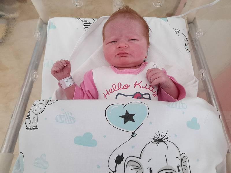 Anna Langrová  se narodila 21. července 2021 ve 2.54 hodin v čáslavské porodnici. Pyšnila se váhou 4200 gramů a délkou 53 centimetrů. Doma v Čáslavi se z ní těší maminka Barbora, tatínek Antonín a tříletá sestřička Terezka.