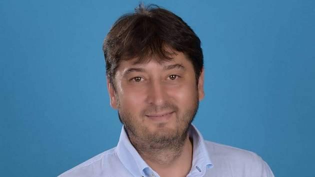 Nově zvolený předseda OFS Benešov Tomáš Novák