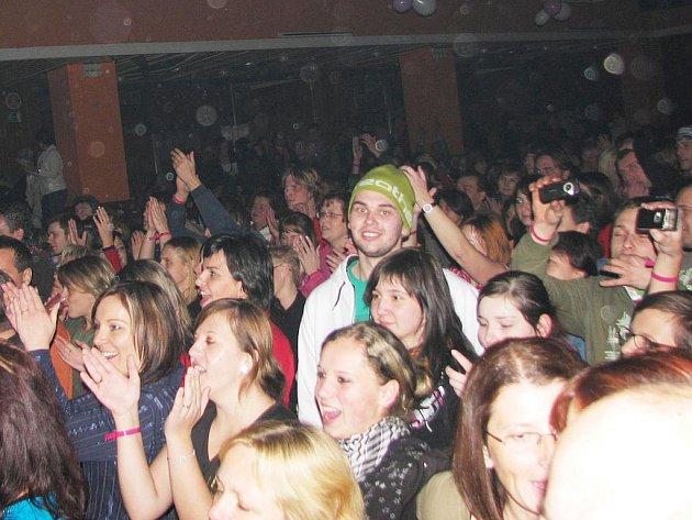 Vánoční koncert kapely Keks.
