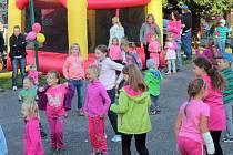 Pohádková trasa dětského dne ve Voticích v neděli odpoledne končí v Srbici.