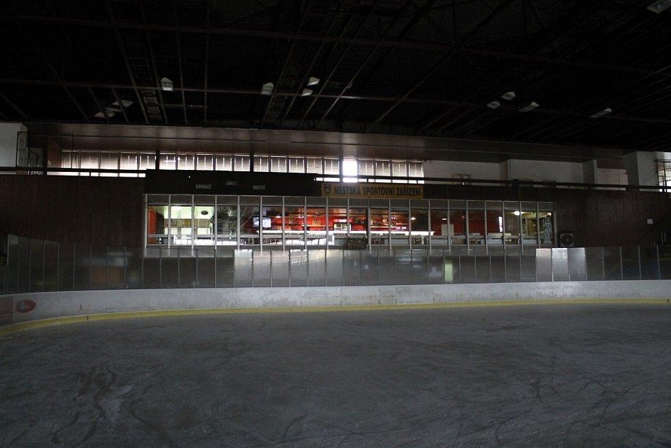 Benešovský zimní stadion se mění.