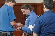 Rakušan Ehrenreiter se zodpovídá za vraždu muže. Jeho tělo leželo u Čechtic.