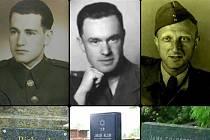 Richard Porges, Otto Klíma Klein a Josef Goldstein-Gol.