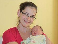 Malý Michal se narodil 8. července v 12.10. Při příchodu na tento svět vážil 2,76 kilogramu a měřil 44 centimetrů. Z prvorozeného syna se radují rodiče Kristýna Líznerová a Michal Dušek z Vlašimi.