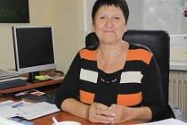 Starostka Chocerad Eva Bubnová.
