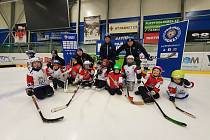 V klasické Podobě. Dosud poslední Týden hokeje přilákal v lednu letošního roku na zimní stadion do Vlašimi několik nových zájemců z řad mládeže.