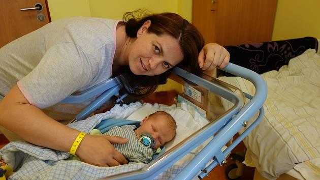 Martin Flieger se rodičům Andree Behrikové a Martinu Fliegerovi narodil 25. května 2019 v8 hodin a 5 minut, vážil 3650 gramů a měřil 52 centimetrů.  Doma vNetvořicích má sourozence Natálii (15) a Jakuba (11).