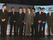 Basketbaloví junioři BC Benešov U17 skončili ve své kategorii třetí.
