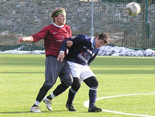 Ve finále turnaje si domácí votické béčko vychutnalo Sedlec-Prčice.