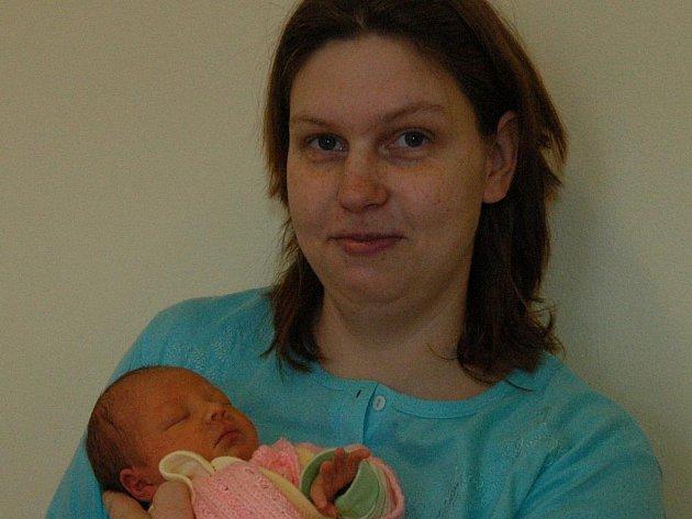 Veronika a Jaroslav Škáchovi se 22. ledna stali rodiči. V 13.10  se jim narodila dcera Kristýna. Při příchodu na tento svět vážila 2,68 kg a měřila 47 cm. Doma bude v Střezimíři s bráškou Lukášem (4,5).