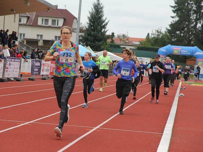Z Benešovského běžeckého festivalu 2021.