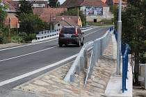 Provoz přes Domašín umožnila rekonstrukce dvou mostů.
