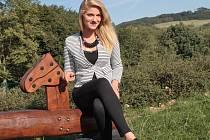 Hasička Iveta Nácovská z Mezihoří je finalistkou letošní soutěže Miss Hasička ČeskoSlovensko.