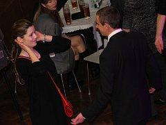 Sokolský ples v Domašíně se letos uskutečnil již po padesáté.