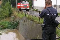 Policie při dokumentaci události