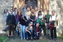 Na putovní výstavu s názvem Bible včera, dnes a zítra vyrazili i studenti 1. a 2. ročníku benešovské Střední školy cestovního ruchu.