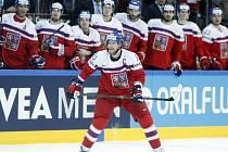 Čeští hokejisté ve čtvrtfinále porazili Finsko 5:3.