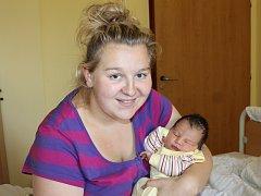 Slavnostním dnem pro Jaroslavu a Luboše Vlčkovy z Kostelce u Křížku je 8. červenec. Padesát minut po půlnoci se jim narodila prvorozená dcera Deniska. Na svět přišla s váhou 3,41 kg a mírou 50 cm.