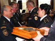 Dobrovolní hasiči z Příbramska volili nové vedení Okresního sdružení hasičů na příštích pět let.