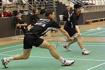 Badminton, ilustrační foto.