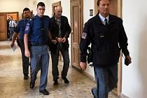 Trest odnětí svobody v trvání 20 let se zařazením do věznice se zvýšenou ostrahou dostal v úterý u Krajského soudu 62letý Jiří H.