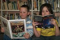 Benešovská knihovna pořádá už po třetí pro své dětské čtenáře akci s názvem Den pro dětskou knihu.