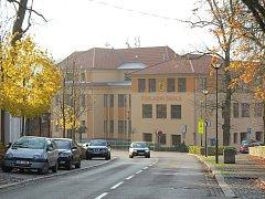 Rekonstruovaná škola T. G. Masaryka v Pyšelích.