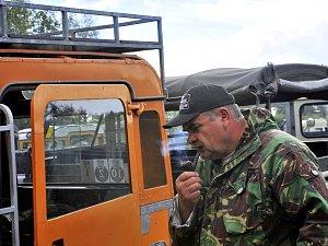 Lešany hostily již popáté Land Rover Day
