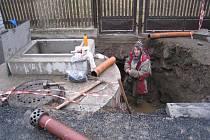Výstavba plošné kanalizace v Peceradech Čakovice a Krusičany nečeká.