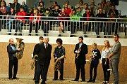 S jezdeckou sportovní sezónou se rozloučili v Benešově.