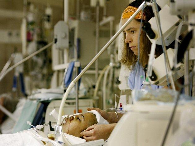 Traumatologie ve Fakultní nemocnici v Praze