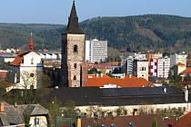 Sázavský klášter.