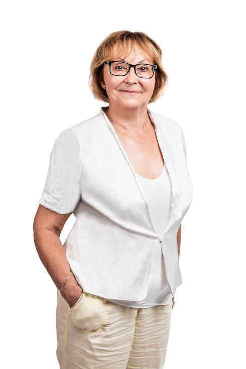 Jiřina Michalová (ANO).