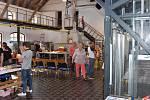 Centrum sklářského umění v Sázavě připravilo na Huti František ve dnech 19. a 20. dubna velikonoční akci.