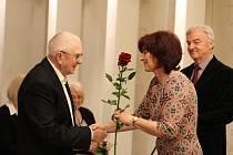 Erich Renner – zasloužilý pedagog nominovaný městem Benešov, bývalý učitel na Gymnáziu Benešov.