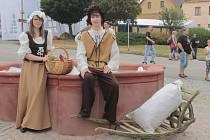 V Čechticích oslavili 700. let od první písemné zmínky o městysi.