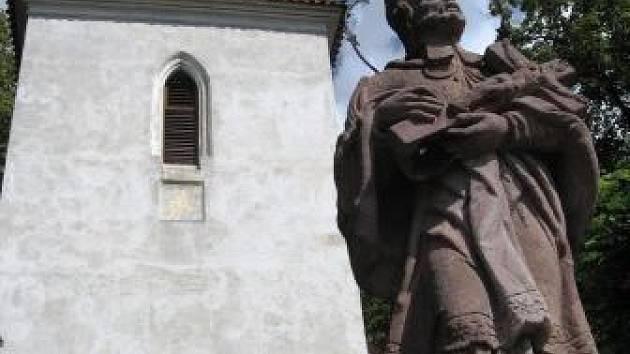 Kostel v Ratměřicích projde rekonstrukcí