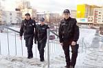 Městská policie Benešov.
