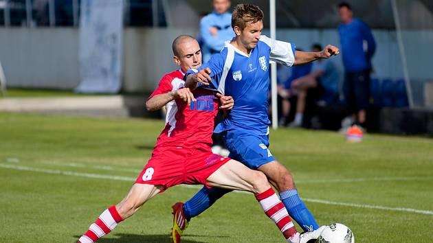 V posledním zápase sezony zvítězila Vlašim nad Varnsdorfem 1:0.