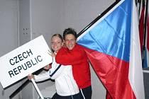 Po třech zlatých medailích z mistrovství Evropy a dvou stříbrných z mistrovství světa se reprezentant Pavel Sirotek dočkal spolu s novou partnerkou Veronikou Šindelářovou opět titulu