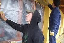 Zahraniční dělníci nejčastěji pracují na stavbách.